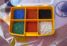 EPDM Rubber Granules Sample 03