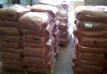 EPDM Rubber Granules Package 01