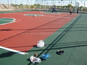 EDPM Sports Surface